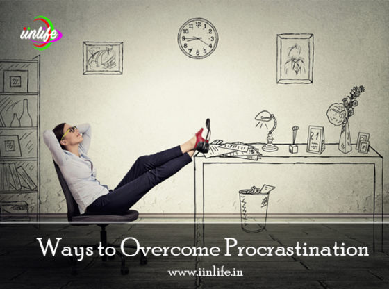 Ways to Overcome Procrastination